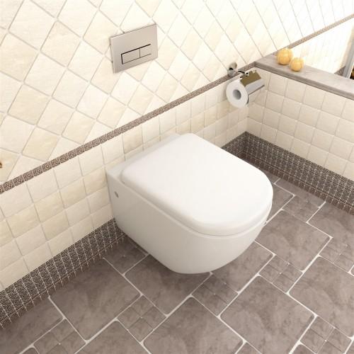Pakabinamas klozetas WC BENITO