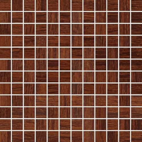 29.8*29.8 MOZ ROVERE ROSSO Satyna A (2.3*2.3), ak. m. mozaika